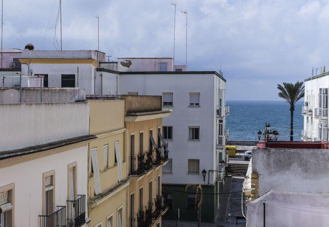Apartamento en Cádiz - Apartamento C4R PUERTA-CALETA (Free PARKING)