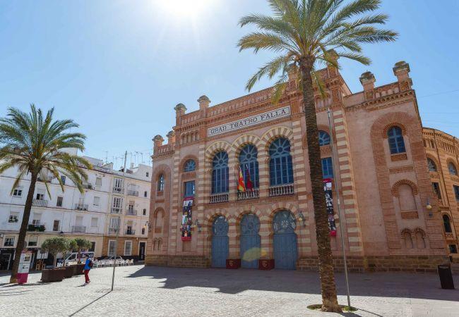 Apartamento en Cádiz - C4R Estudio-Loft La NIÑA