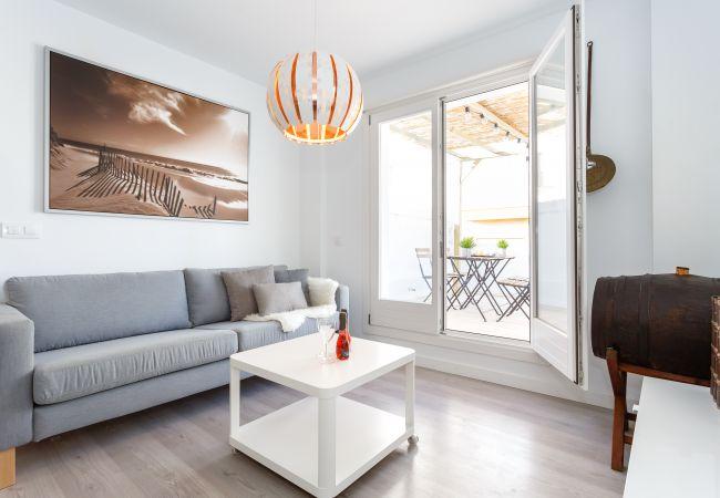 Apartamento en Cádiz - Loft SANTA LUCIA