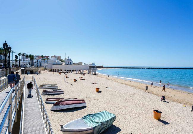 Apartamento en Cádiz - PASACALLES Home