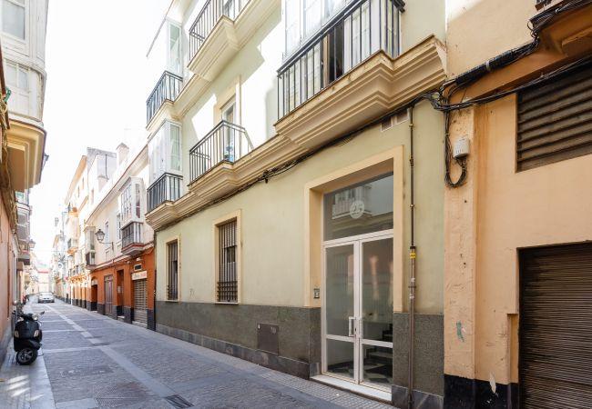 Apartamento en Cádiz - C4R El Ático de las MARINAS