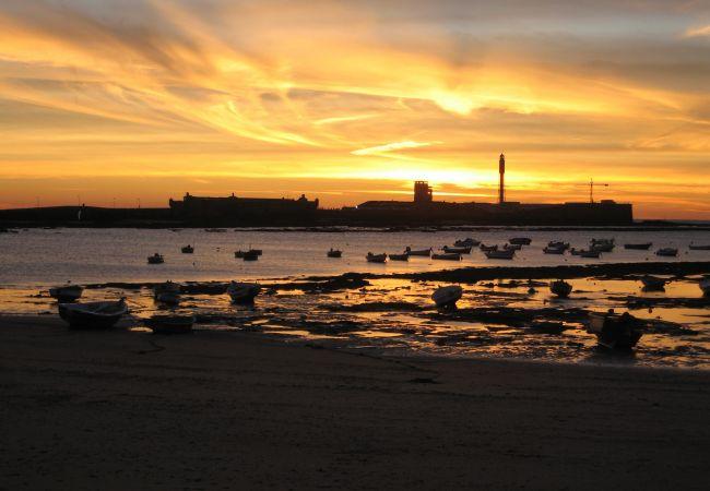 Estudio en Cádiz - El ÁNGEL de la Caleta