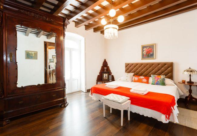 Apartamento en Cádiz - El GUARDIÁN De Las Cortes