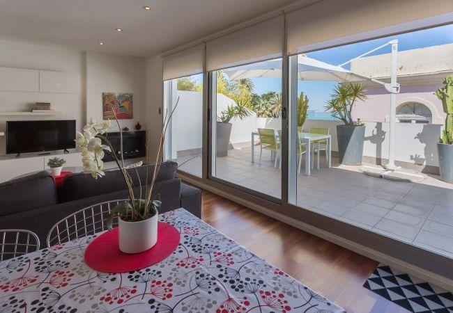 Apartamento en Cádiz - El Ático del MARQUÉS