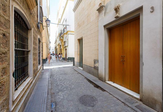 Estudio en Cádiz - El Refugio del CATEDRÁTICO