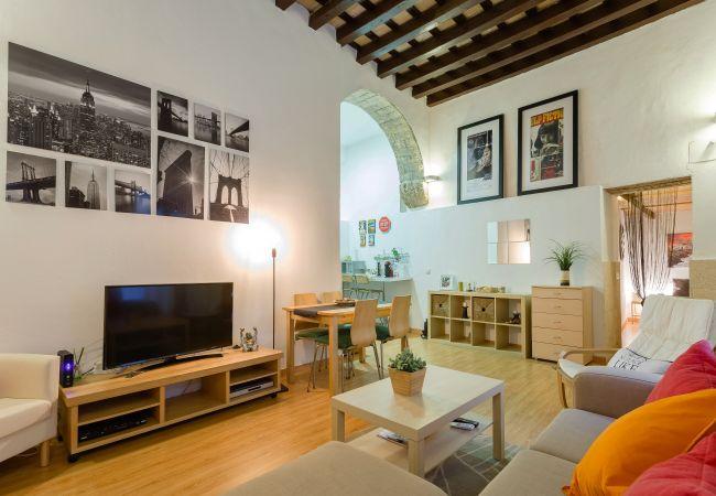 Apartamento en Cádiz - El ILUSTRE Mercader