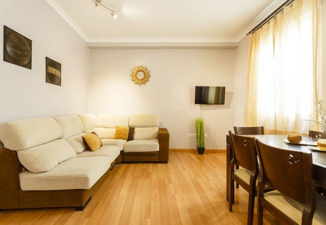Apartamento en Cádiz - Casa El Patio con SALERO