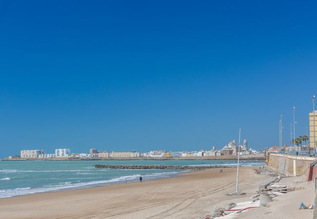 Estudio en Cádiz - Ático FULL Balcony - Cádiz