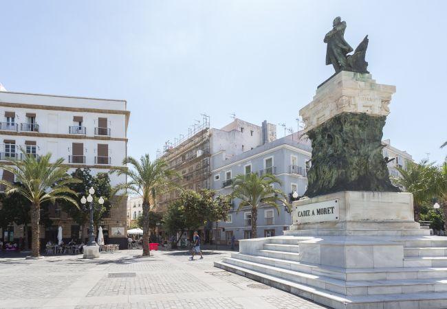 Apartamento en Cádiz - Alma PÍCARA Apartment