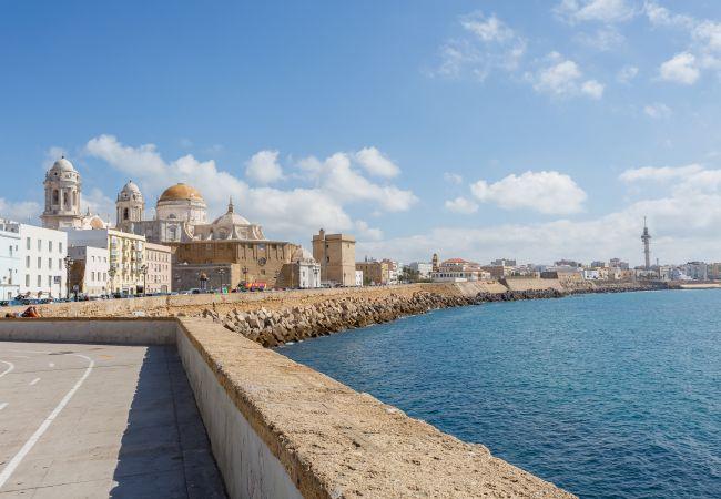 Apartamento en Cádiz - Descubridor ELCANO-Apartamento