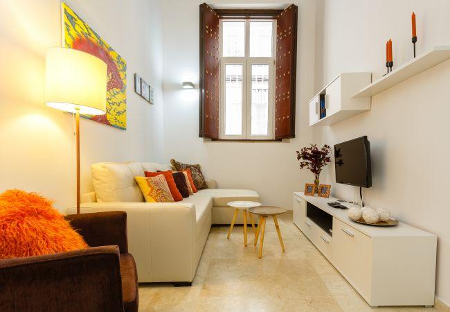 Apartamento en Cádiz - Dúplex del CONQUISTADOR