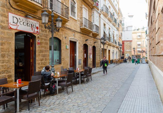 Apartamento en Cádiz - Apartamento La CIGARRERA de Cádiz