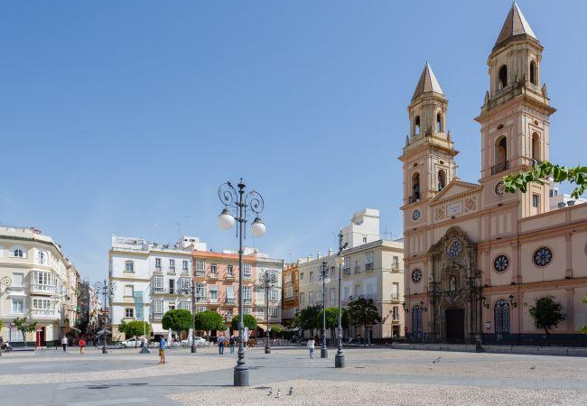 Apartamento en Cádiz - Apartamento La ABUELA Gitana