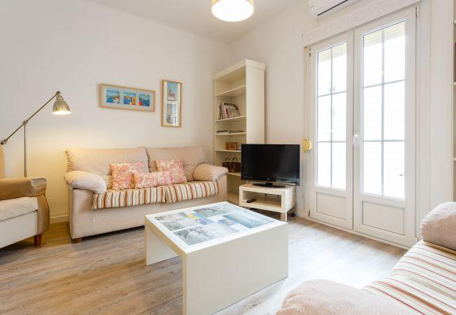 Apartamento en Cádiz - GADES Family Home