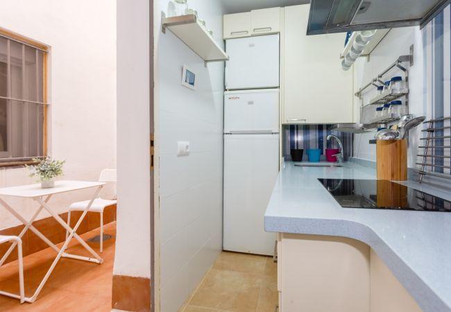 Apartamento en Cádiz - Apartamento AZAHARES de Cádiz