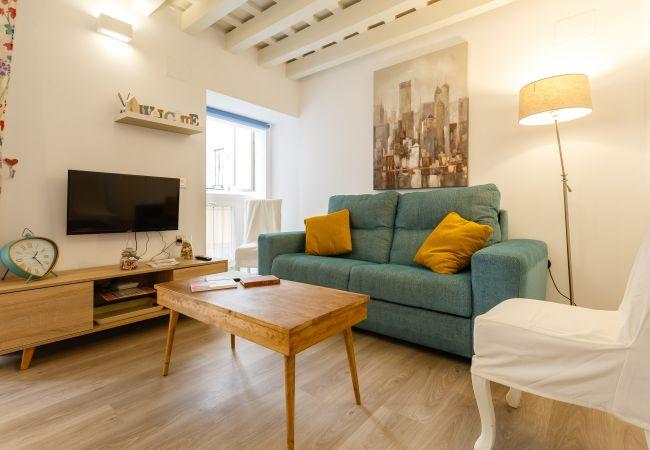 Apartamento en Cádiz - Flor de LIZ - Apartment