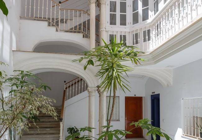 Estudio en Cádiz - Capricho del VIZCONDE