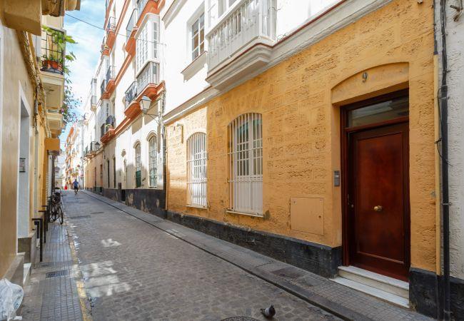 Apartamento en Cádiz - Dama POETISA-Apartment