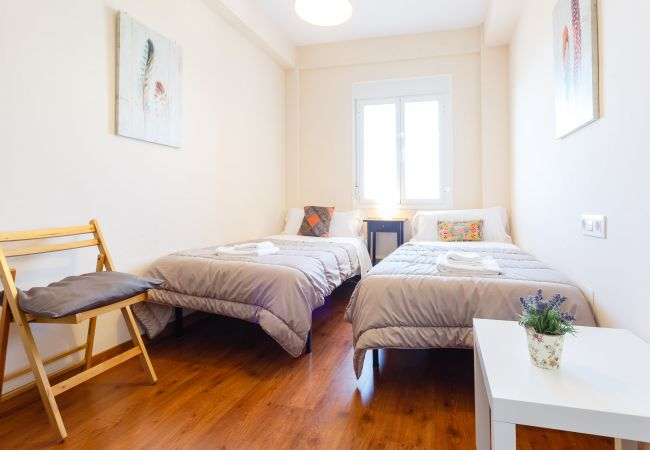 Apartamento en Cádiz - OCÉANO Family Home (Free PARKING)