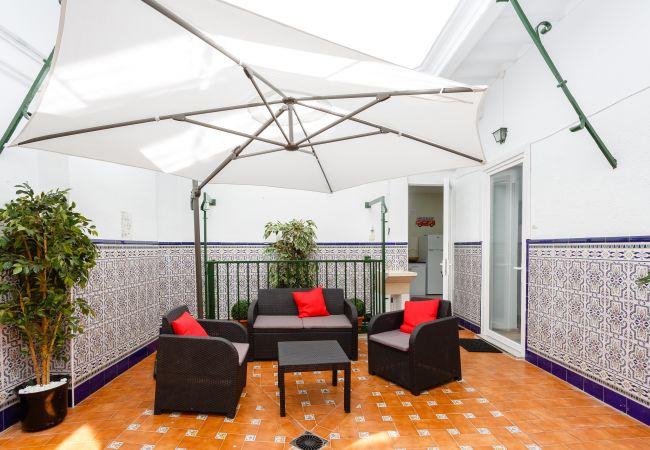 Casa en Cádiz - Casa Patio del MENTIDERO