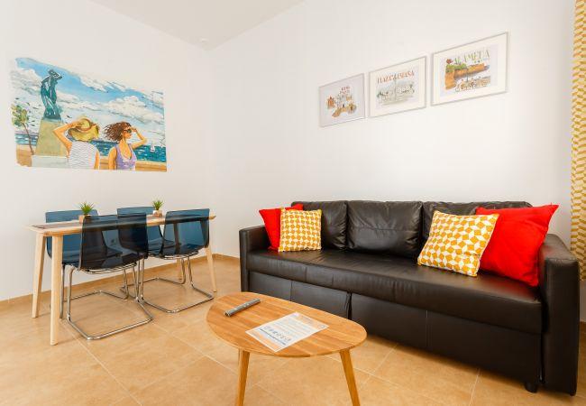 Apartamento en Cádiz - Cante SOLEARES-Apartamento
