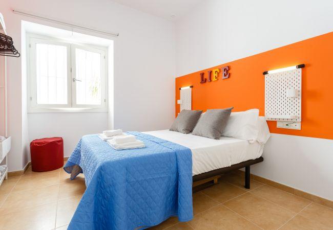 Apartamento en Cádiz - Cante SEGUIRIYAS-Apartamento