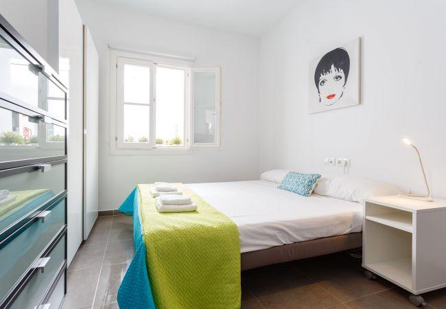 Apartamento en Cádiz - El BENDITO Ático!