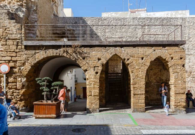 Apartamento en Cádiz - Apartamento GRACIA Gaditana