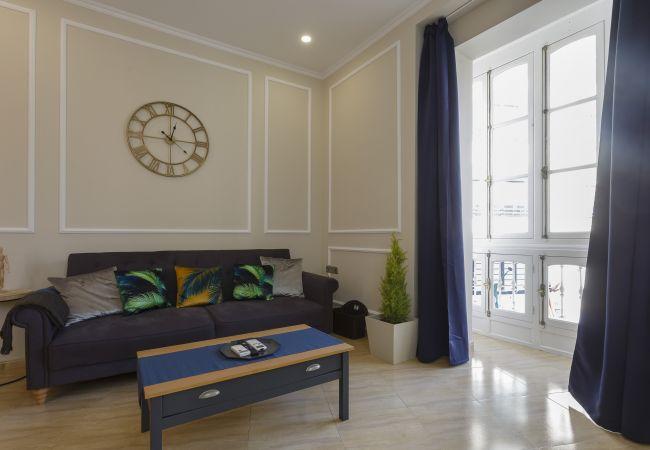 Apartamento en Cádiz - Balcones del PRIVILEGIO