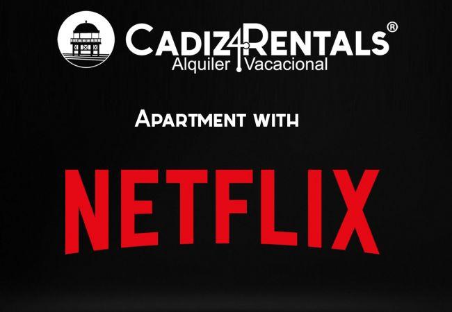 Apartamento en Cádiz - C4R Balcones del PRIVILEGIO