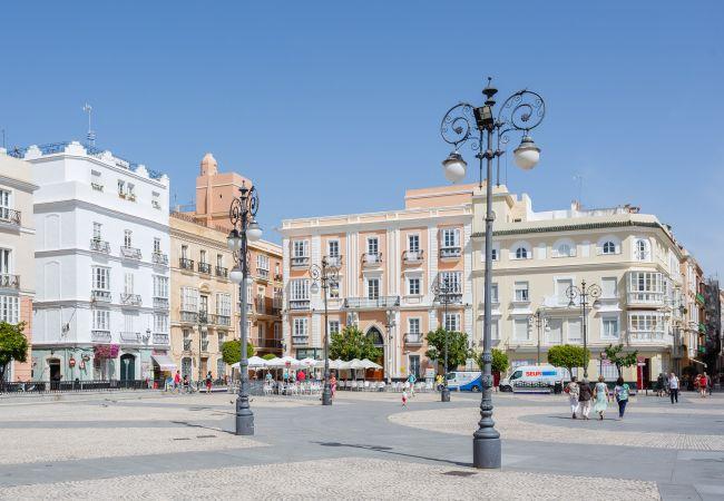 Casa en Cádiz - Casa El CONSEJERO de Indias