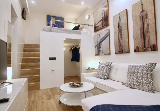 Apartamento en Cádiz - Loft del ARQUITECTO Gaditano