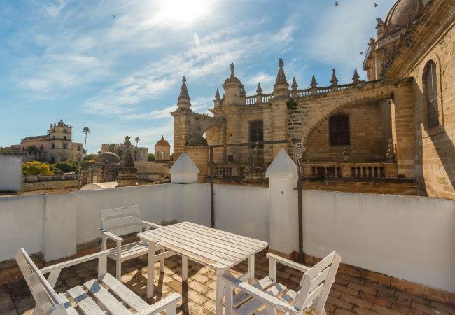 Apartamento en Jerez de la Frontera - Loft Cathedral