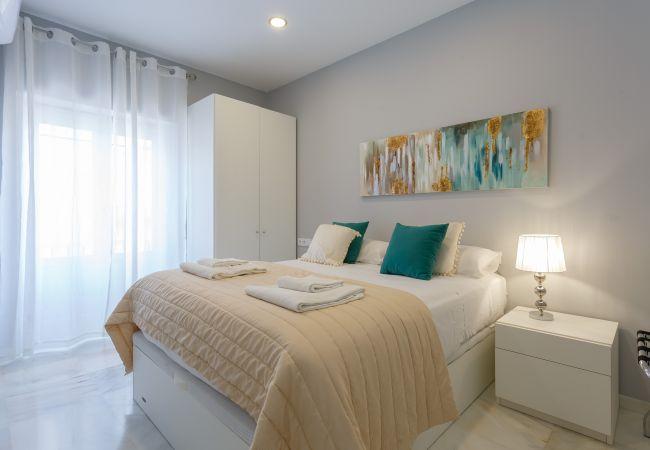 Apartamento en Cádiz - Apartamento AGUA Marina Cádiz