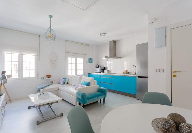 Apartamento en Cádiz - Casa Caleta-PARADISE