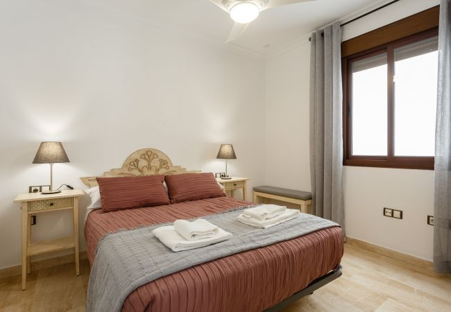 Apartamento en Cádiz - Apartamento LETRAS Gaditanas