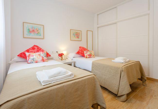 Apartamento en Cádiz - Casa Ros-PLAYA (Free parking)
