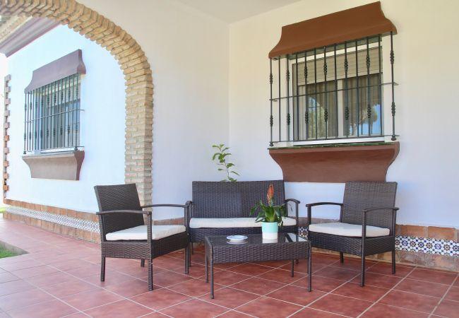 Villa en Chiclana de la Frontera - Villa Finca Los OLIVOS
