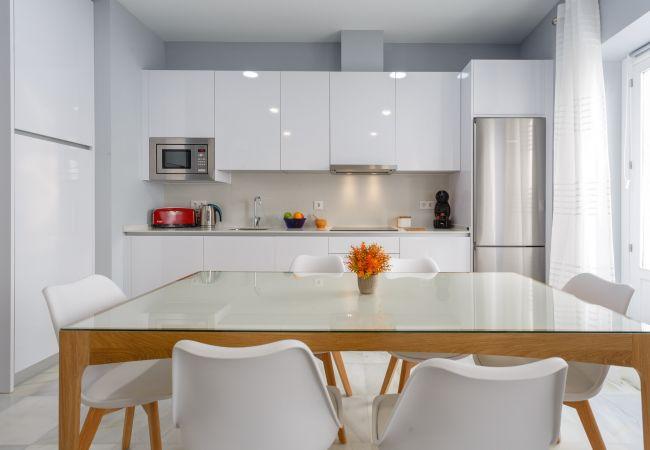 Apartamento en Cádiz - Apartamento MILONGA Gaditana