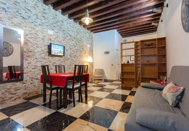 Apartment in Cádiz - C4R Estudio-Loft La NIÑA