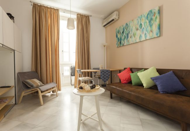 Apartment in Cádiz - C4R El Camarote del CORSARIO