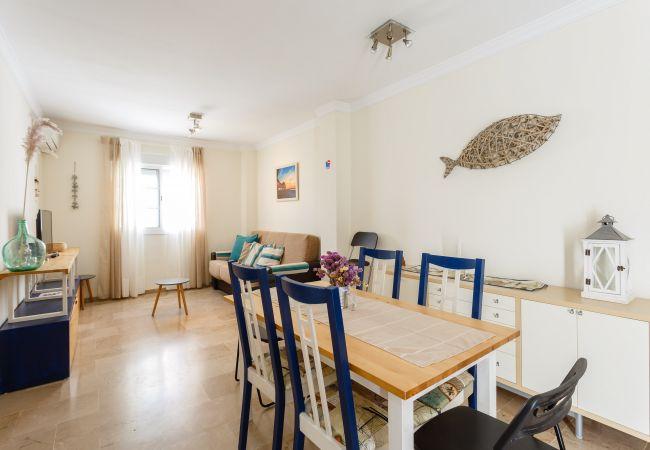 Apartment in Cádiz - C4R El Ático de las MARINAS