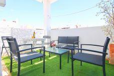 Apartment in Cádiz - C4R El Ático de las MARINAS (Free...