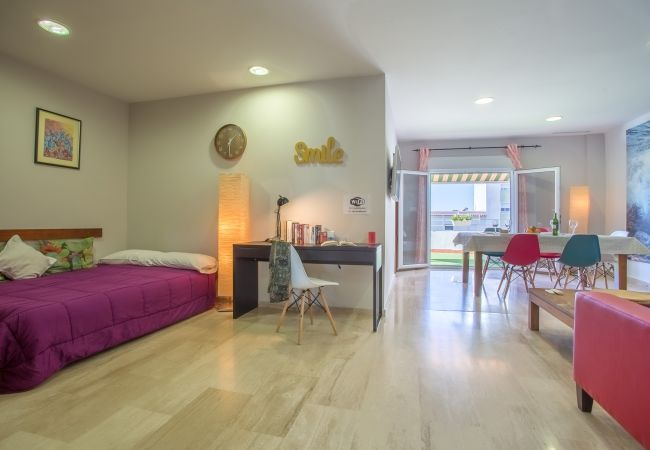 Apartment in Cádiz - Ático C4R La JOYITA de Cádiz (Free PARKING)