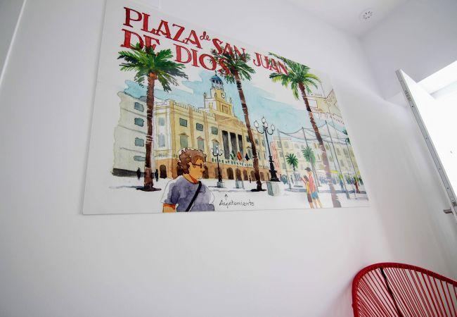 Apartment in Cádiz - Cante VERDIALES-Apartamento