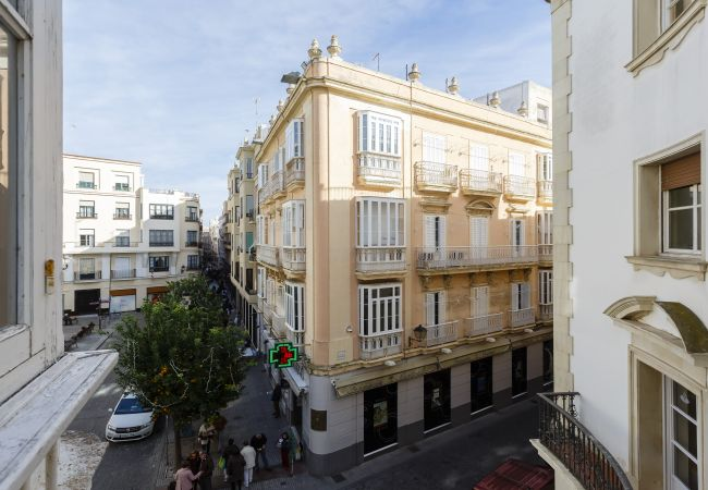 Apartment in Cádiz - Balcones del PRIVILEGIO