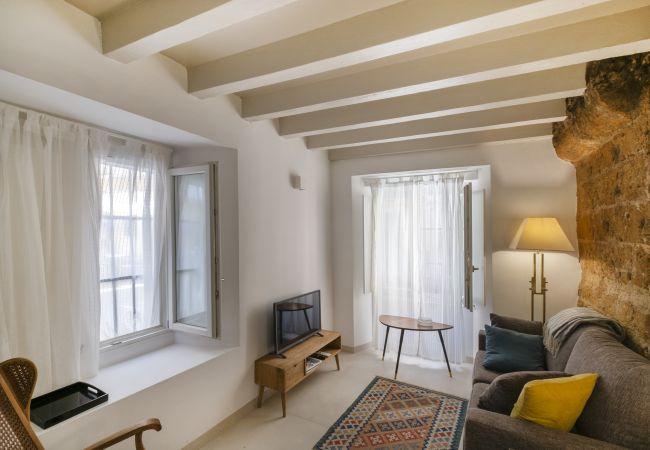 Apartment in Cádiz - Dúplex La MURALLA Medieval
