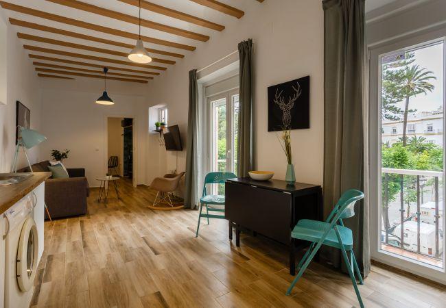 Apartment in Cádiz - Balcones de CANDELARIA