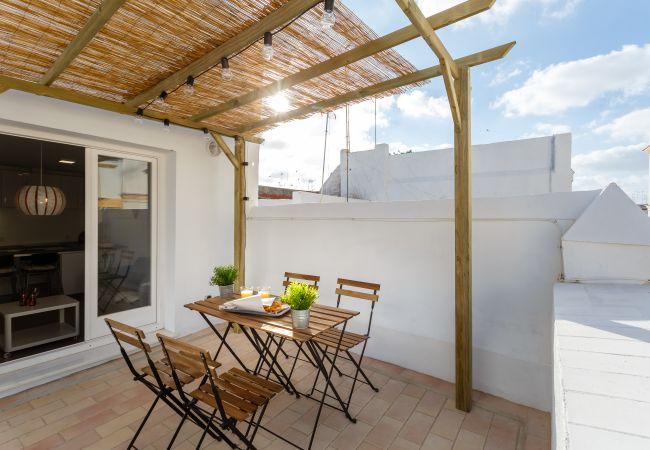 Appartement à Cádiz - Loft SANTA LUCIA