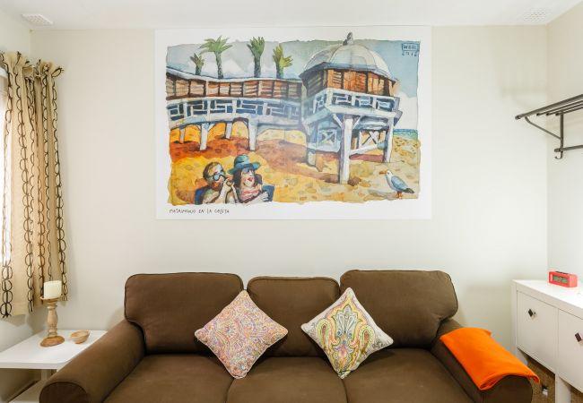 Appartement à Cádiz - Apartamento AZAHARES de Cádiz